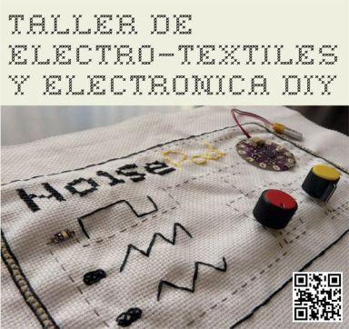 Taller de electro textiles